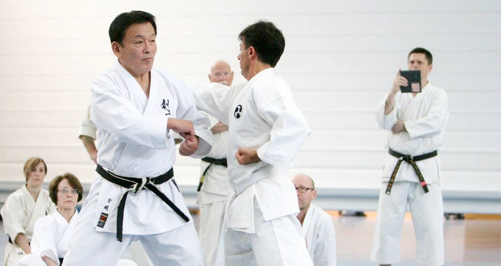 Ushiro Karate – International Karate-Seminar 2019