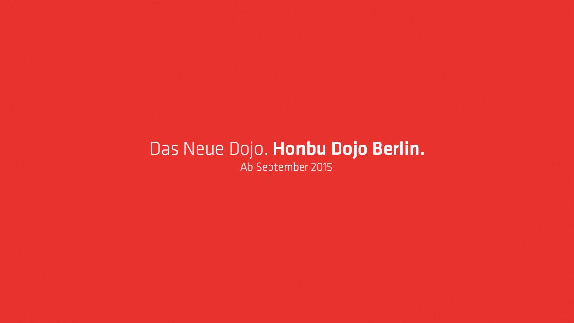 Dojo Statement August 2015