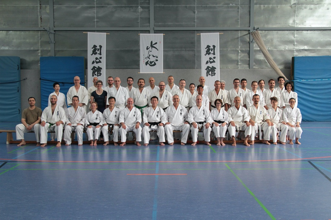 Ushiro Karate – International Budo-Seminar 2020